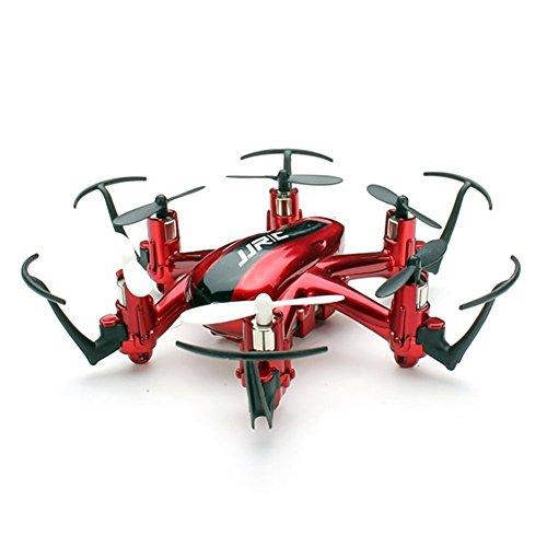 Kingtoys Haibei H20 Hexrcopter 2.4G 4 canali 6 Axis Gyro Rc Drone Quadcopter Headless 3D modalità Rollover (Rosso)