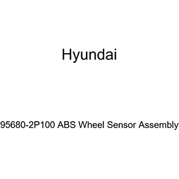 Genuine Hyundai 95670-2C100 ABS Wheel Sensor Assembly