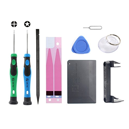 Schroevendraaier 9-in-1 accu-reparatieset voor iPhone SE/5s/5c/5 openingen, reparatiegereedschap voor smartphones