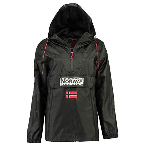 Geographical Norway Parka Cortavientos DE Mujer DOWNCITY