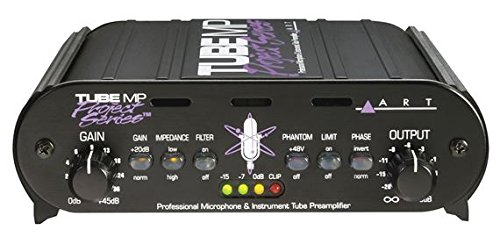 ART Tube MP Project Series Microphone Preamp