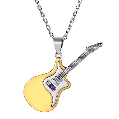 Suplight -   Gitarre Kette Damen