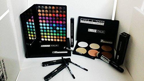 blush italia Maquillage Palette de maquillage pour le visage Poudre Contour Palette
