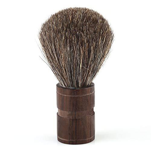 MPKHNM rasage en nylon de qualité Mao Hu rafraîchissante brosse à cheveux pour hommes portable haute qualité brosse à barbe beauté outils de maquillage