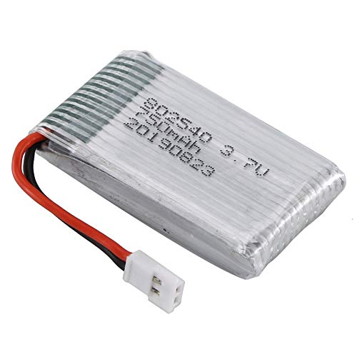 IBISHITAOXUNBAIHUOD 3.7V 750mAh Lipo Battery For Syma X5C FPV RC Drone Spare Parts Accessories Replace Rechargeable Batteries