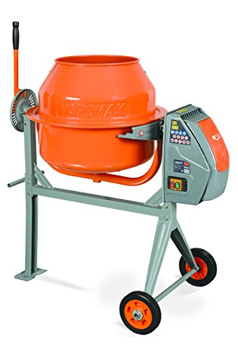 YARDMAX Concrete Mixer 4.0 Cu. Ft