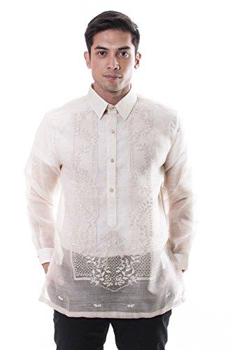 Silk Pina Barong Tagalog 001
