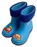 AMDHZ Botas de Lluvia para Mujeres Botas de Lluvia de Dibujos Animados para niños Four Temporada Botas de Lluvia para niños y niñas Zapatos de Agua Antideslizante Kindergarten Botas de jardinería