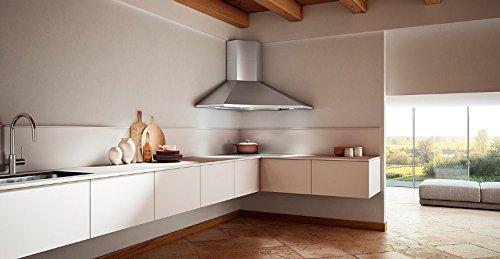 Faber Cappa Cucina Solaris Angolo 100 cm
