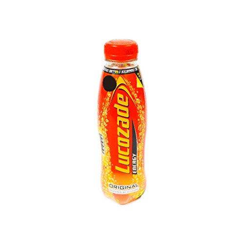 Lucozade Original Energy Drink - 24pk x 380ml