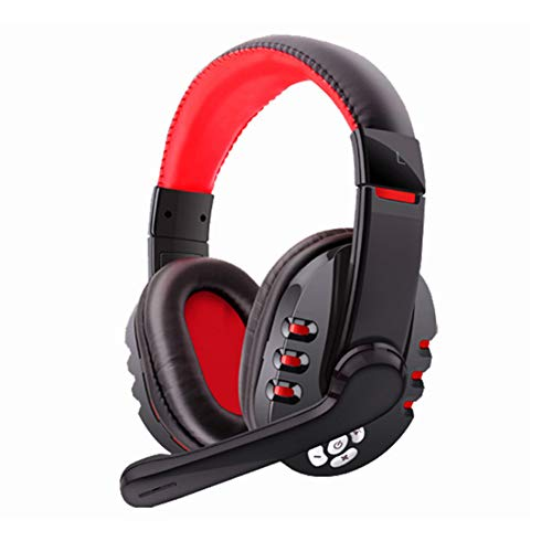 Gaming-Headset X-Box One, Headset mit Geräuschunterdrückung, Mikrofon, Over-Ear-Gaming-Kopfhörer für PC/Mac/PS4/X-Box One