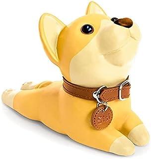 Deesen Deur Stop,Leuke hond deurstop, Shiba Inu deurstop decoratieve dierlijke deurstop deur wig
