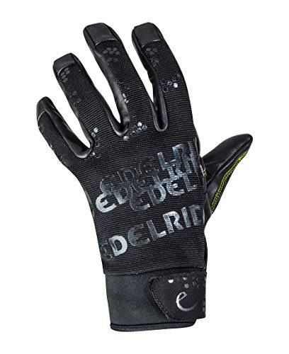 EDELRID Unisex – Erwachsene Skinny Gloves, Night (017), M