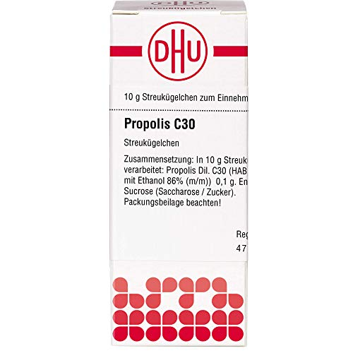 DHU Propolis C30 Streukügelchen, 10 g Globuli