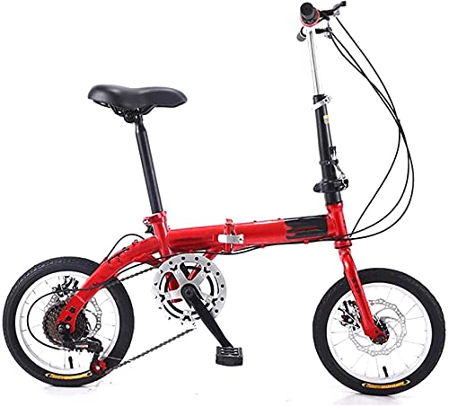 Bicicleta de trabajo para adultos Bicicleta plegable de carretera,para hombres Rueda de...