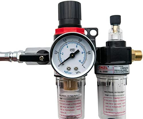MACHSWON AFC2000 Double Award Gas-Water Lubri Compressor Oil Separator Max 41% OFF