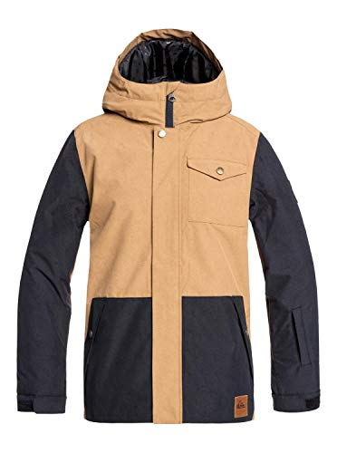 Quiksilver Ridge - Snow Jacket for Boys 8-16 - Schneejacke - Jungen 8-16