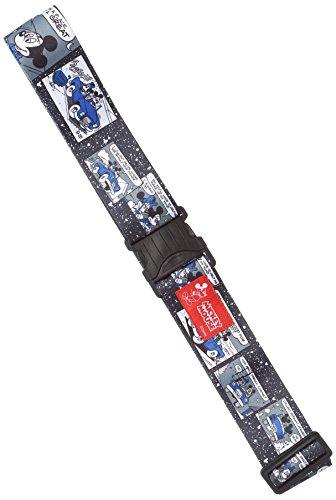 [コンサイス] ディズニーワンタッチスーツケースベルトDTS-055C 197 cm 531210 ミッキー