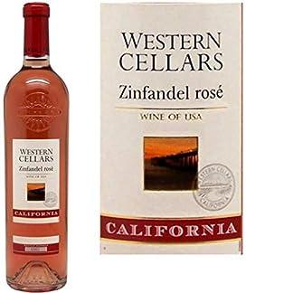 Western-Cellars-Zinfandel-Rose-Kalifornien-Rosewein