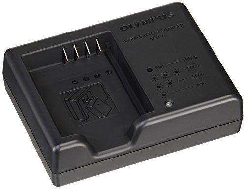 Olympus BCH-1 Ladegerät (geeignet für Akku BLH-1 (OM-D E-M1 Mark II) schwarz