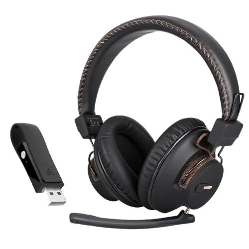 Avantree DG59(M) Plug & Play Wireless Headphones...