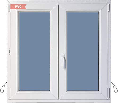 Ventanastock Ventana PVC Practicable Oscilobatiente 2...