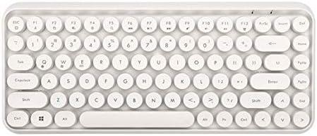 308i Wireless 40% OFF Cheap Sale Bluetooth Classic Keyboard Round Keypad Gaming wit Key Cap