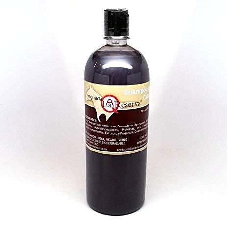Shampoos Sente marca Yeguada La Reserva