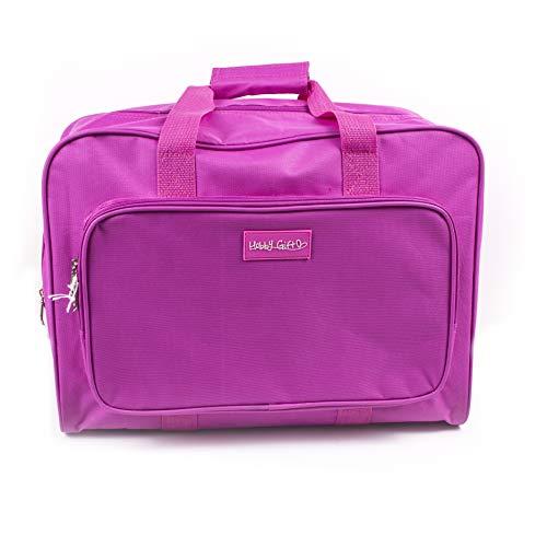 Hobby Gift - Bolsa de transporte para máquina de coser, Ros