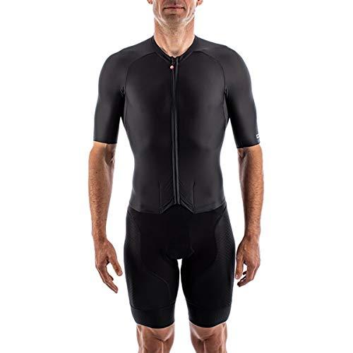CASTELLI Sanremo 4.1 Speed Suit Pantalones Cortos, Light Black, L para Hombre