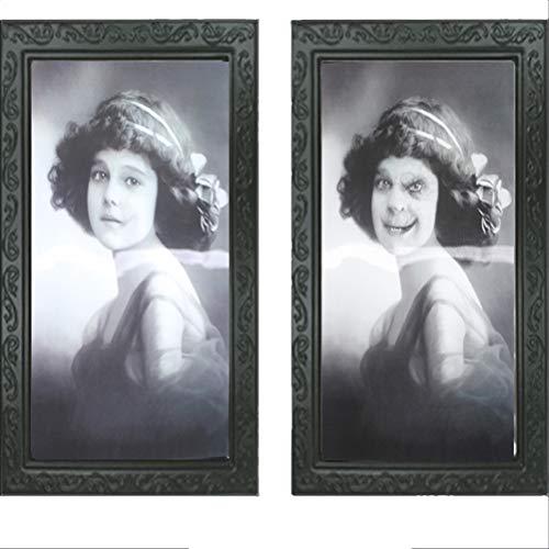 Babitotto - Marco de fotos 3D cambiante de rostro en movimiento, diseño...