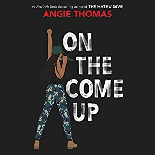 On the Come Up audiobook cover art