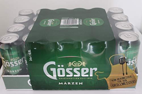 Gösser Märzen - Dose - 24 x 0,5 l