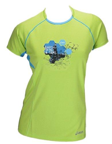 Asics Fitness Running Sportshirt Trail Graphic