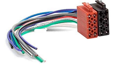 CARAV 12-001 Autoradio ISO Stecker 13-polig universal
