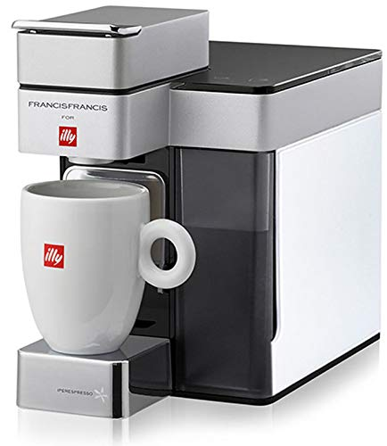 Illy Iperespresso Machine Y5 white by illy