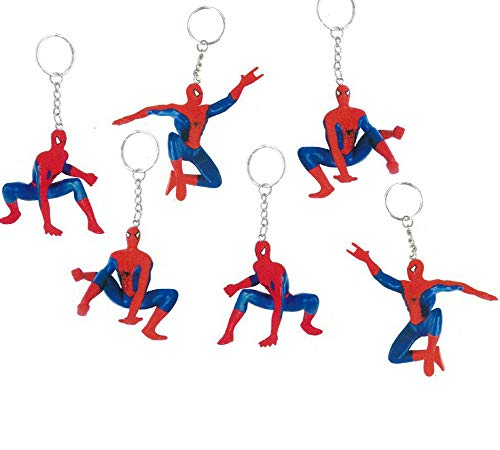 KICKKICK® Portachiavi Spiderman Originale Marvel...