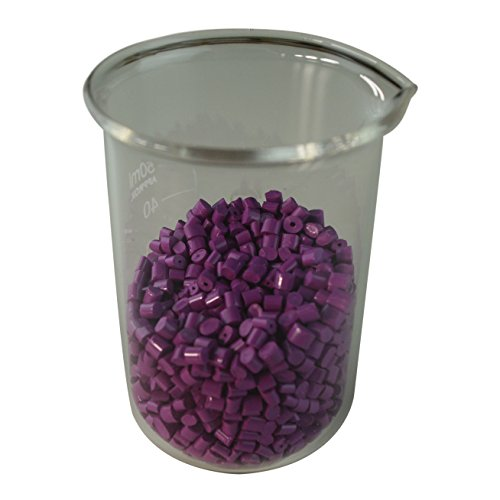 Filabot 3D Printing Colorant for ABS Pellets - Color Your Extruded Filament (Purple, 25g)