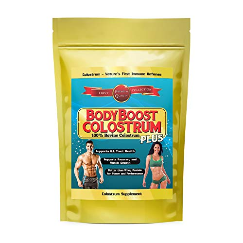 Colostrum Bovine 16oz Powder 1 Best Value on Amazon 50percentage...