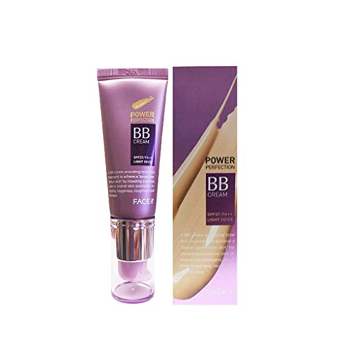 The Face Shop Face It Power Perfection BB Cream #02 Natural Beige 0.68 Oz/20Ml
