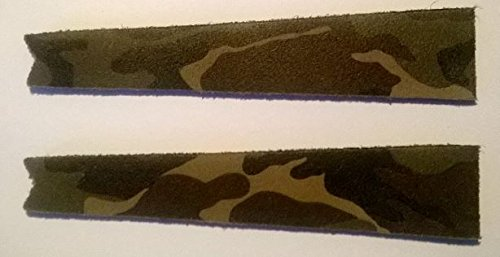 Traditional Archery - Recurve Bow Bowstring Groove Silencers (BLACK)