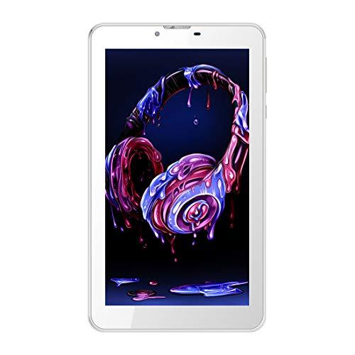 I KALL N9 3G Dual Sim Calling Tablet (2GB Ram, 16GB Storage, Dual Sim + Calling + WiFi) (White)