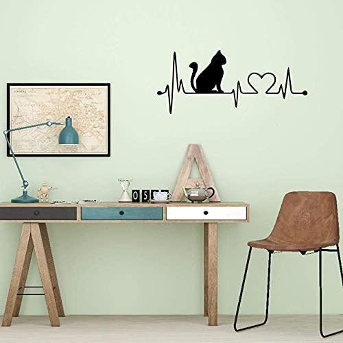 Pegatinas De Pared Calcomanías Arte Para Sala De Estar Azulejos De Pared Para El Hogar Decoración De Muebles De Refrigerador