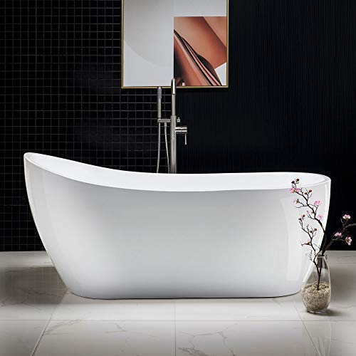 WoodbridgeBath Acrylic 67-inch Bathtub