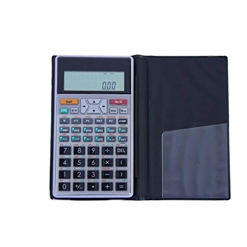 Anzeige LED-HD Professionelle Finanz Test-Rechner Multi-Funktions-Periode Berechnung/Finanzrechner
