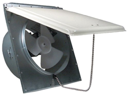 Ventline V2215-2CW 115 Volt Exhaust Fan with...
