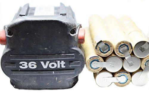 Ricambio Batteria Pack per Hilti B36BP6/8636V con 3,0AH Panasonic/grepow Premium Celle hochstromfest