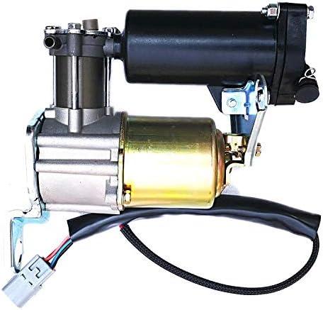 Luft Meister 4891060021 Air Suspension Compressor with DRYER for Lexus GX470 4.7L Toyota Land Cruiser Prado 120 Toyota 4Runner 4.7L 2003-2009 4891060020 48910-60021 48910-60020 48950-60020 4895060020