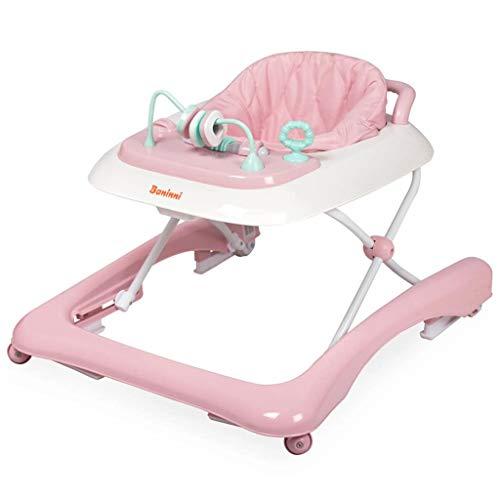 Baninni PIO Baby Kinder Lauflernhilfe Gehfrei Walker Laufwagen 2in1 Funktion Lauflernwagen Spielecenter
