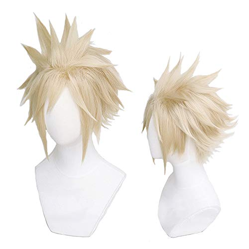 magic acgn Cloud Strife Anime Wig Costume Character Wig Cosplay Wig
